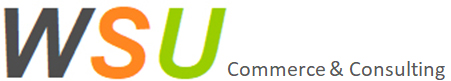 WSU COMMERCE & CONSULTING Logo