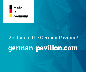 German Pavilion at Pollutec 2019
